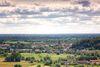 Weitblick über Bad Freienwalde, Foto: Florian Läufer, Lizenz: Seenland Oder-Spree