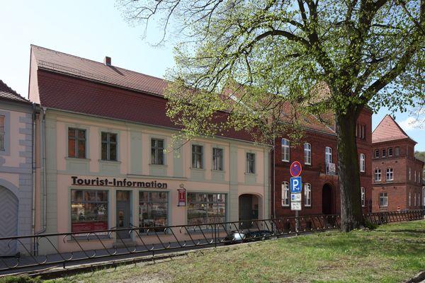 Tourist-Information Bad Freienwalde (Oder), Foto: HERREPIXX.DE