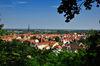 Blick auf Bad Freienwalde, Foto: Tibor Rosteck