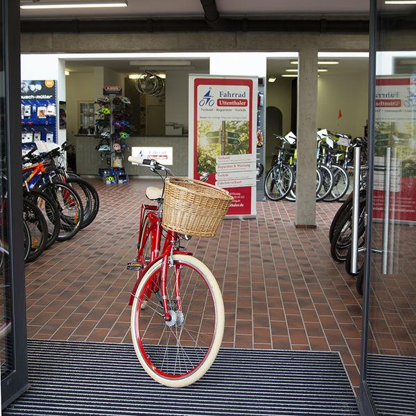 Fahrrad- und eBike Verleih Uttenthaler in Bad Füssing