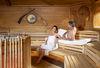 Sauna in der THERME EINS Bad Füssing