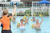 Auch für die Gesundheit können Sie etwas tun im Erholungsbad, z.B. rückenschonendes Aqua-Training.