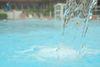 Mineral-Thermalwassers aus einer Tiefe von 498m - stresslindernd und entspannend.