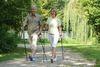 Der Kurpark Bad Gögging - der ideale Ort für eine kleine Walking-Einheit