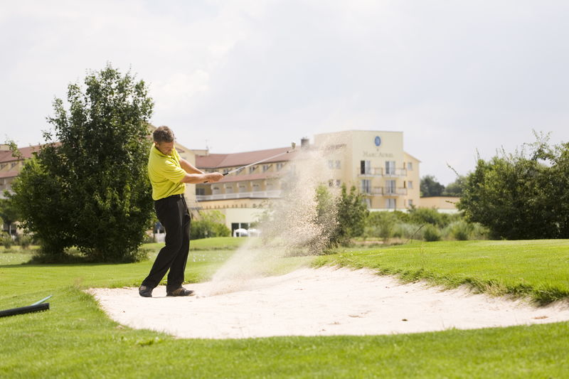 Aktiv im MARC AUREL Spa & Golf Resort
