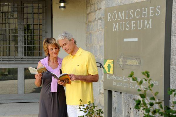 Römisches Museum für Kur- und Badewesen in Bad Gögging