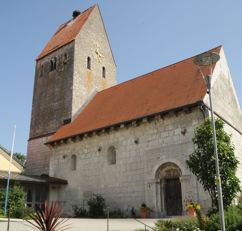 Pfarrkirche St.Andreas in Bad Gögging