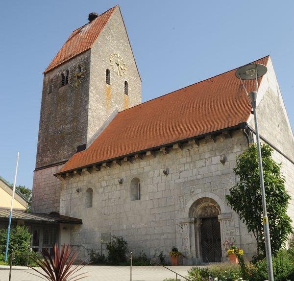 Pfarrkirche St.Andreas in Bad Gögging