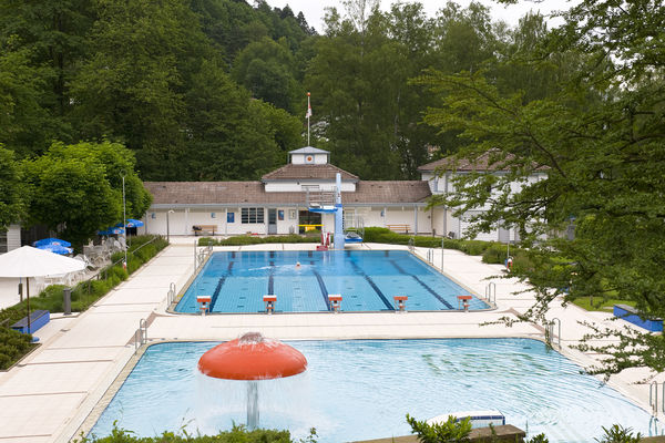 Waldfreibad Bad Herrenalb