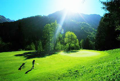 Golfen in Bad Herrenalb-Bernbach