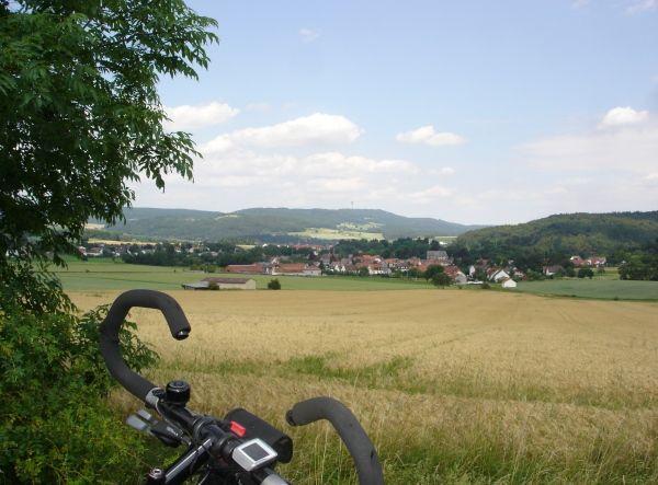 Bahnradweg Rotkäppchenland