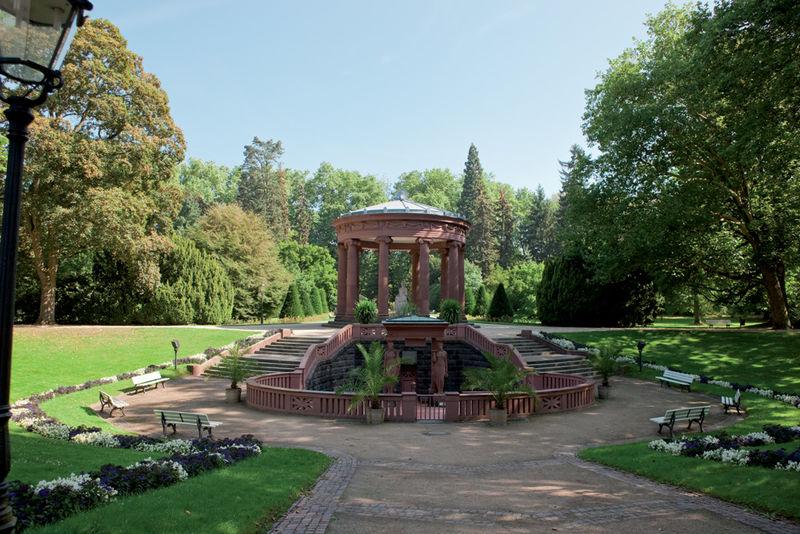 Elisabethenbrunnen