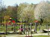 Spaß für die ganze Familie bietet der Kurpark Bad Kötzting