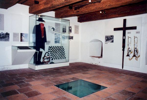 Historisches gibt es im Pfingstrittmuseum in Bad Kötzting zu bewundern