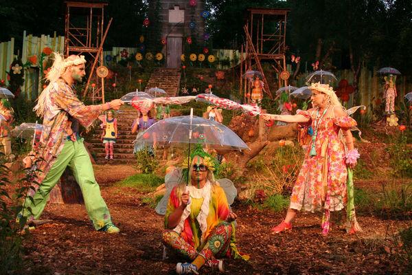Waldfestspiele Bad Kötzting: Ein Sommernachtstraum