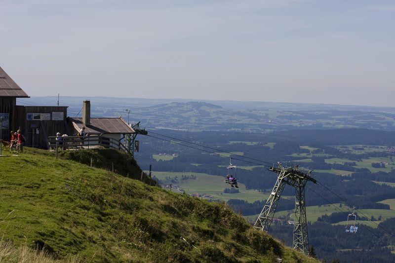 Hörnlebahn Bergstation