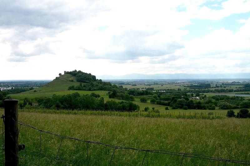 Wanderung zur Staufener Burg