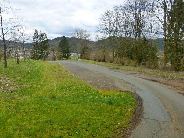 Impression des Wanderparkplatz Am Hohen Stein
