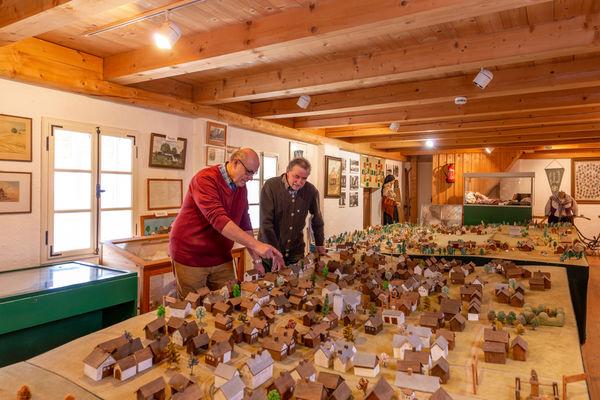 Erinnerung an die ehemaligen Orte Maiersgrün und Grafengrün
