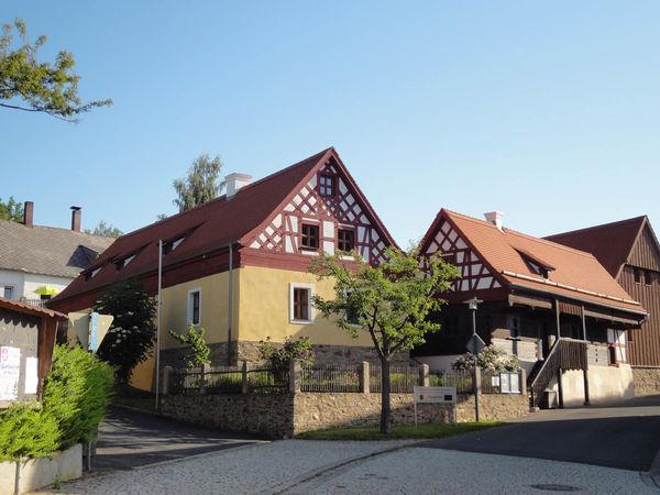 Der historische Sengerhof ist seit 2007 Ausstellungs- und Veranstaltungszentrum