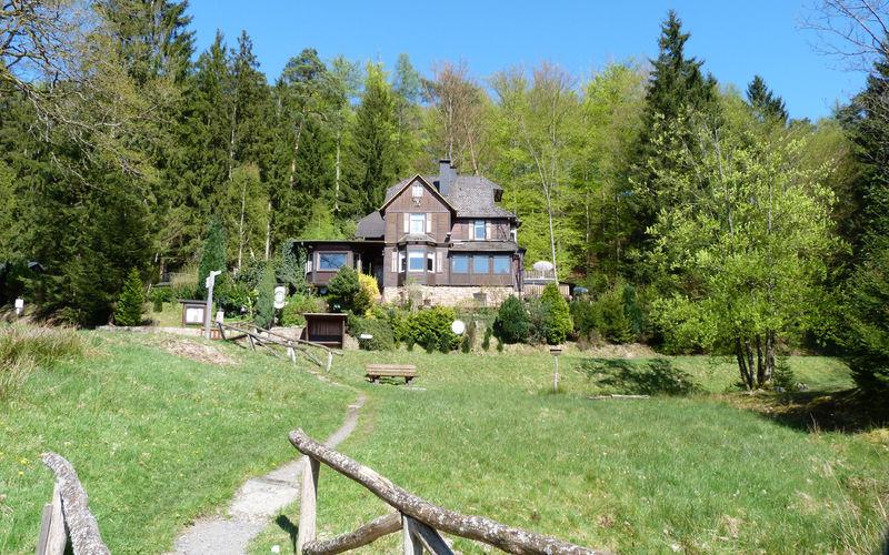 Jagdhaus Haselruhe