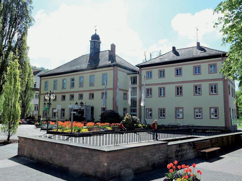 Tourist-Information am Salinenplatz
