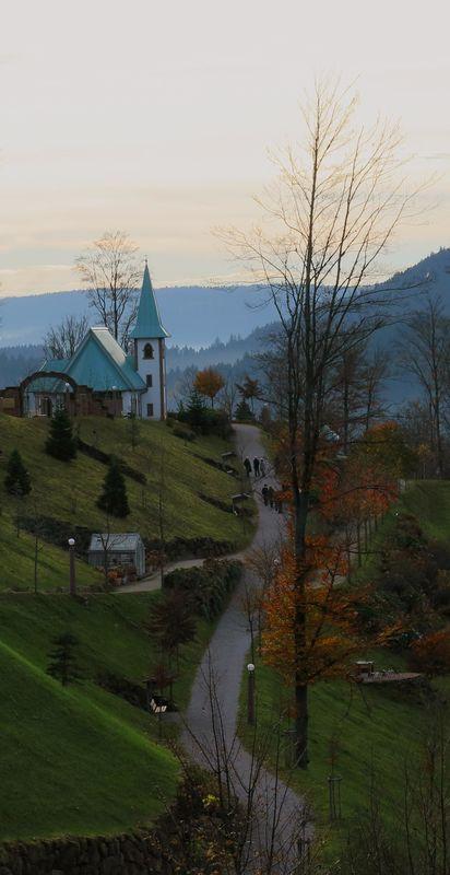 St Anna Kapelle Schwarzwald Tourismus Gmbh