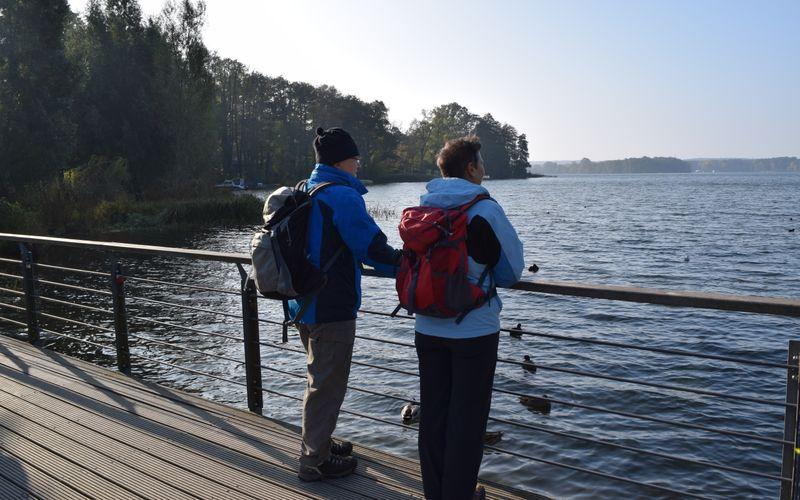 """11. Etappe """"66-Seen-Wanderweg"""": Der Kurort und das Märkische Meer"""