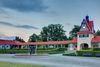 historisches Bahnhofsgebäude Bad Saarow, Foto: Florian Läufer, Lizenz: Seenland Oder-Spree
