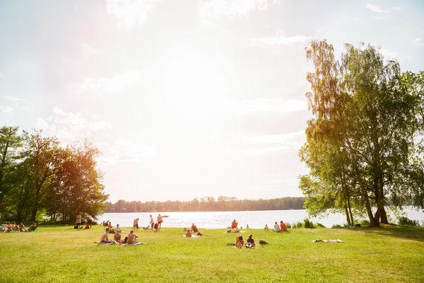 Cecilienpark Bad Saarow, Foto: Artprojekt Entwicklungen GmbH