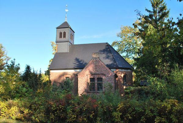 Dorfkirche Pieskow, Bad Saarow, Foto: Tourismusverein Scharmützelsee e.V.