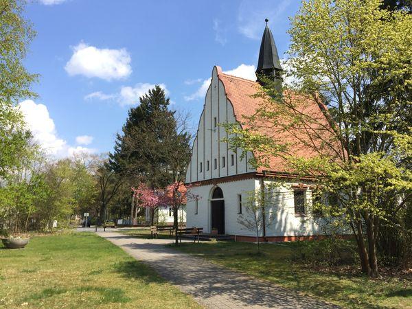 Kirche Saarow, Foto: Tourismusverein Scharmützelsee e.V.