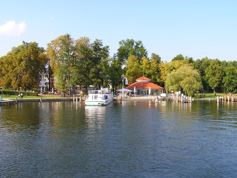 Hafen Bad Saarow, Foto: TV-SOS