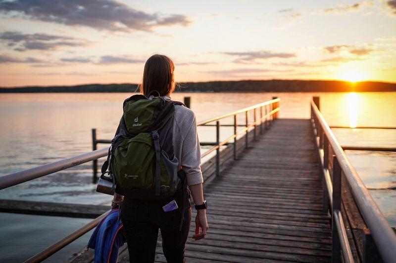 Entlang des Sees - Wanderung am Scharmützelsee - Entdeckertour