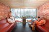 Entspannung in der Sauna, Foto: TMB-Fotoarchiv Yorck Maecke