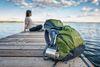 Pause am Scharmützelsee auf einem Steg, Foto: Seenland Oder-Spree / Florian Läufer