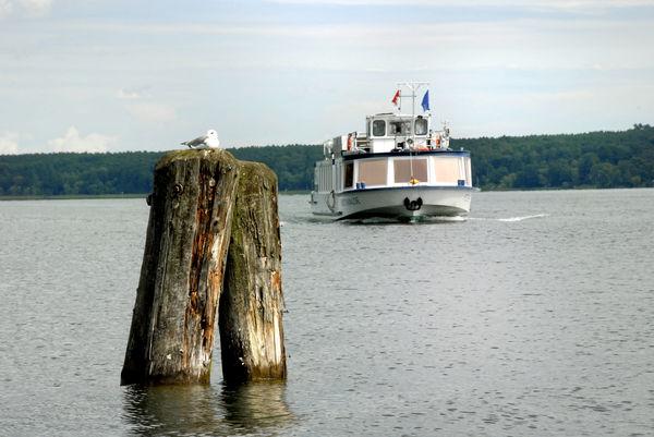 Scharmützelsee Schifffahrt, Foto: Alexander Winkler