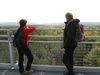 Ausblick vom Aussichtsturm in den Rauener Bergen, Foto: Tourismusverband Seenland Oder-Spree e.V.