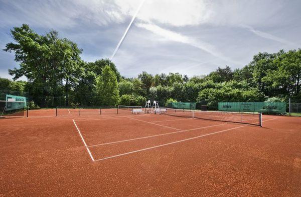 Tenniszentrum Scharmützelhalle, Foto: Benjamin Pritzkuleit
