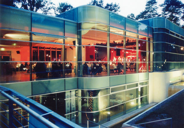 Theater am See / Park Café, Foto: Theater Gastro