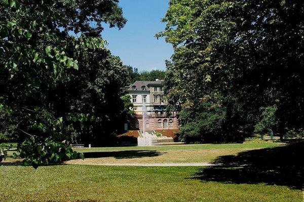Villa Berberich im Kurpark