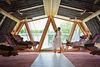 Im neuen Gradierwerk befindet sich auf der Seite der Börde Therme eine neue Sauna, ein Ruheraum und eine Sonnenterrasse - ein einmaliges Saunaerlebnis in Deutschland!