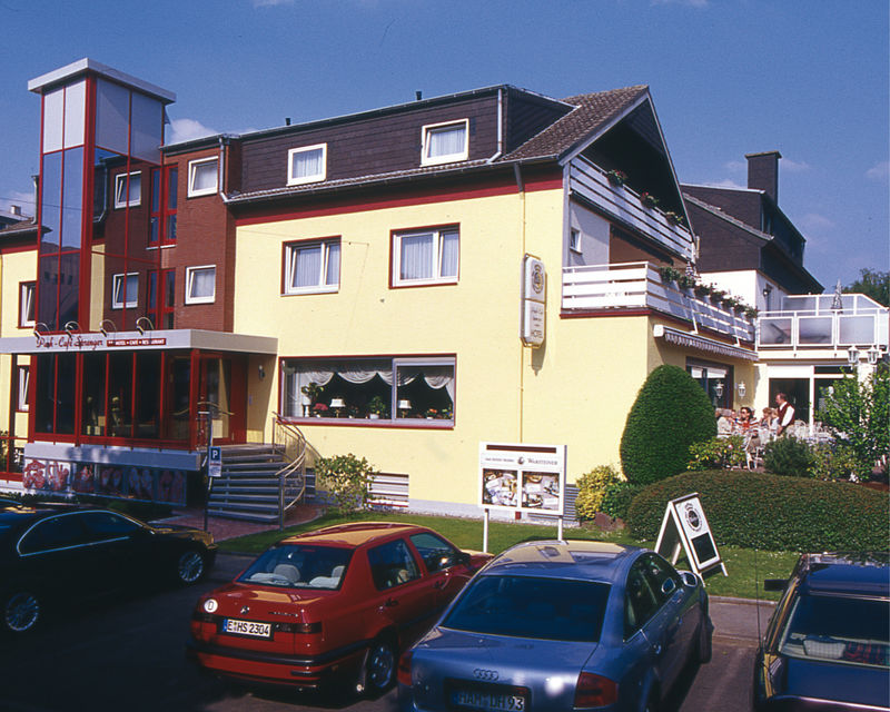 Cafe Sprenge Bad Sassendorf