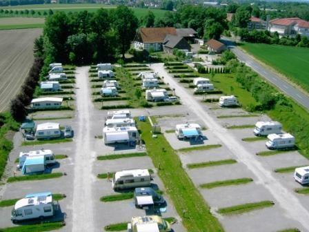 Wohnmobilstellplatz App
