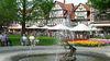 Weinreiheam Kurpark Stadtteil Bad Sooden