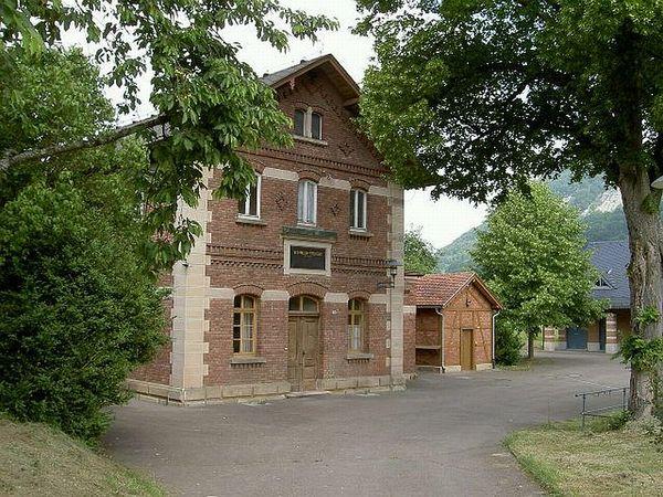 Museum Altes Pumpwerk bei Bad Überkingen