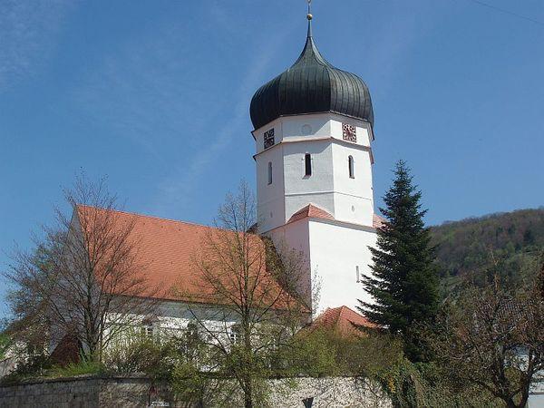 St. Peter- und Paulskirche in Bad Überkingen-Unterböhringen