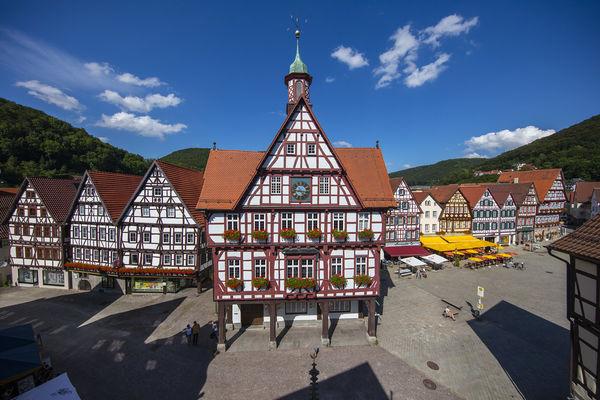 Bad Urach_Fachwerkinnenstadt