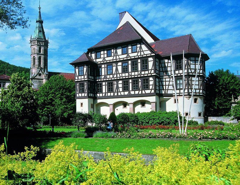 Residenzschloss urach urlaubsland baden w rttemberg for Ideenoase bad urach