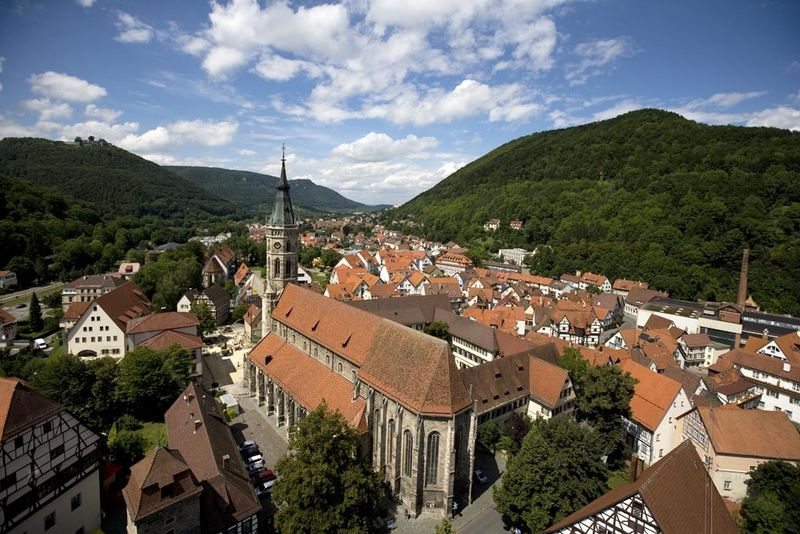 Stiftskirche st amandus kurverwaltung bad urach for Ideenoase bad urach
